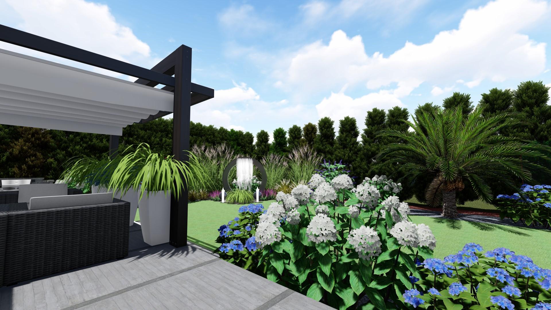 Projektowanie ogrodów Czemlewo
