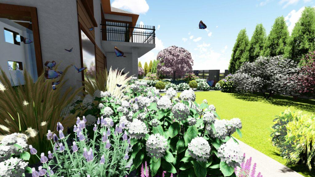 jak stworzyć ogród marzeń Bydgoszcz