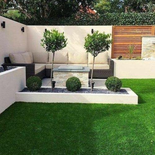 Projekt ogrodu w stylu formalnym