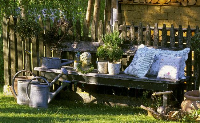 ogród rustykalny Bydoszcz