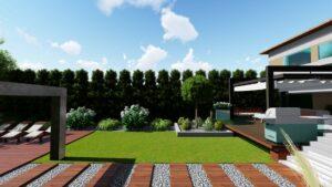 projekt ogrodu Bydgoszcz