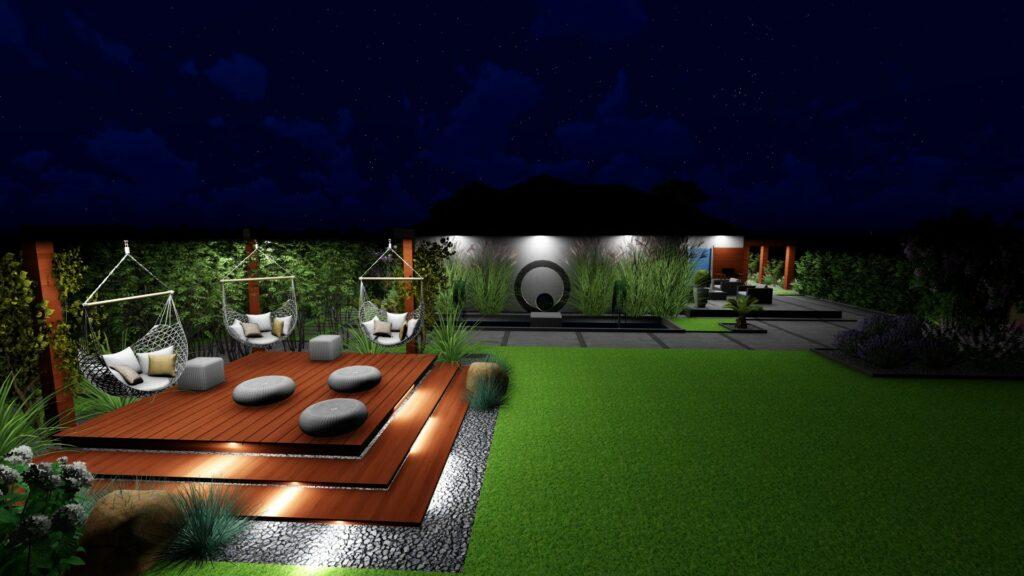 projekt ogrodu Parczew