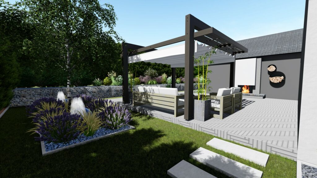 Projekt ogrodu Gdańsk